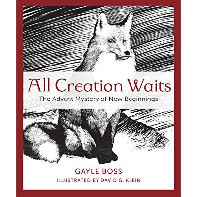All Creation Waits: A Daily Advent Reading…& GIVEAWAY!