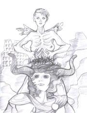 The Devil's Bleeding Crown