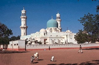 Central mosque in Kano