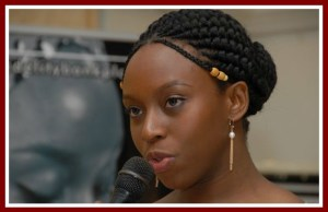 Adichie who wrote about her sister