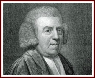 John Newton, former slave trade, author of Amazing Grace