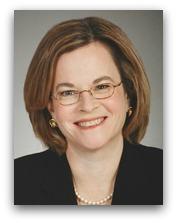 Rev. Debra Haffner who spoke on the steps of the Supreme Court