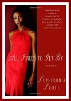 Sophfronia's novel All I Need to Get By