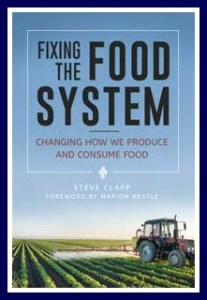 Steve's book Fixing the Food System, November 2016