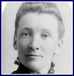 Cornelia Clapp, 1839-1934, Mount Holyoke professor, for Women's History Month