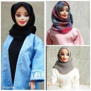 Three Hijabies from CNN and AlJazeera