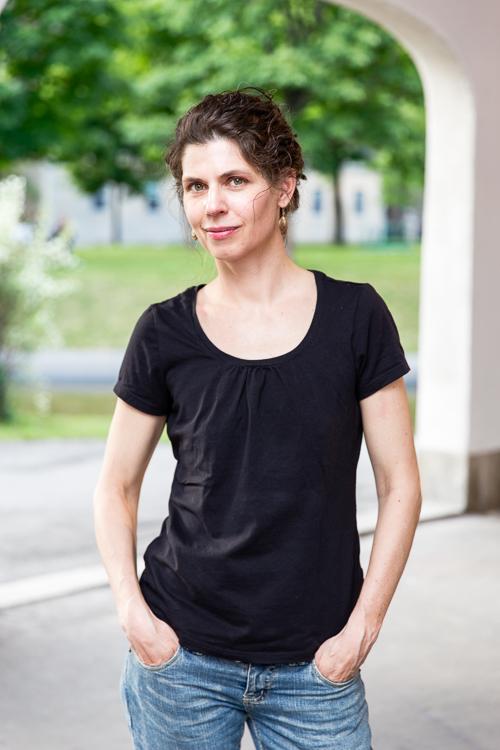 Catherine Rondeau portrait artist montreal
