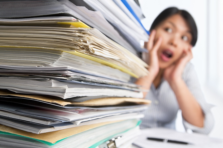 Heavy Workload At Work See 10 Tips To Help You Deal With