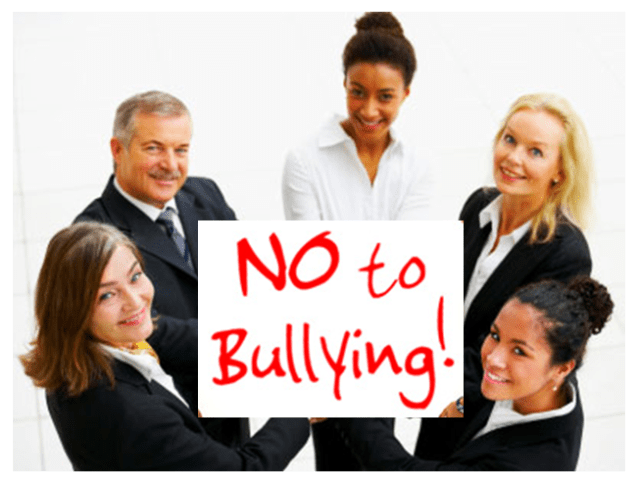 How to deal with a bully at work