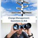 Leading Change: 35 Questions to Ask First