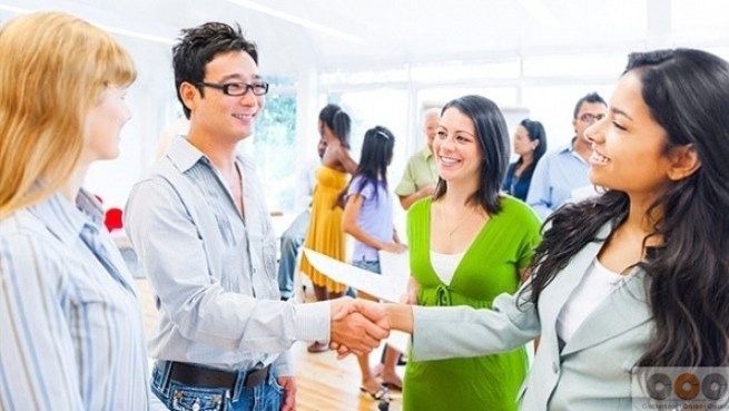 Laid off or redundant at work? Network at all Events