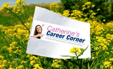 Thrive at Work: Catherines Career Corner Newsletter