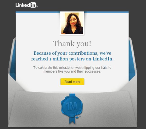 Why LinkedIn Rocks