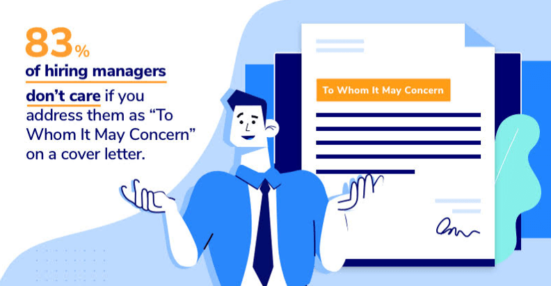 Will to whom it may concern negatively affect your cover letter 3