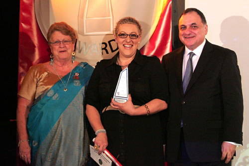 Catherine OKeefe - Business Person Of The Year 2012