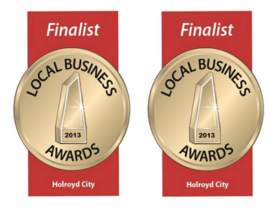 Holroyd Small Business Finalist 2013