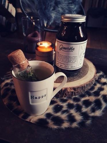 green mama thé