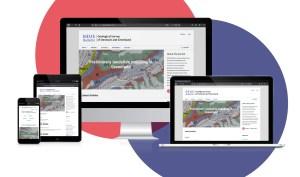 New GEUS Bulletin website