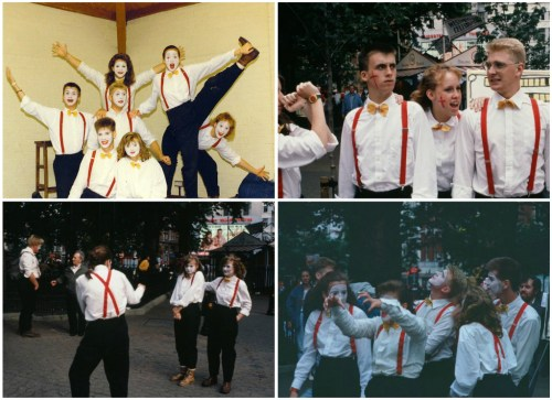 A few snapshots from my Teen Missions tenure as a