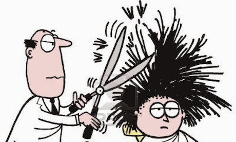 Kids Get Suspeded For Cutting Hair