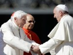 Francis praises Benedict in new book
