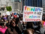 "Religious freedom is not ""code for discrimination"""