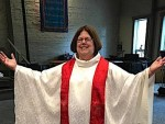 Woman ordained in rebel Catholic ceremony