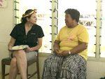 Good Samaritan Early Childhood Centre in Kiribati host Australian delegation