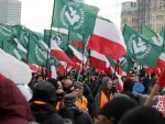 Polish far-right 'white Europe' rally