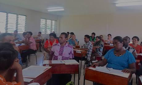 course for school teachers