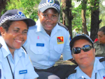 Pacific Island Police: significant contribution to the success of RAMSI