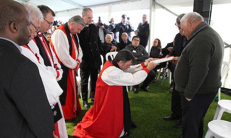 Anglican church apologises