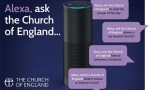 Voice-controlled app answers questions about God