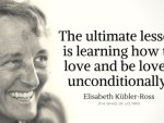 Elisabeth Kübler-Ross wrote the book on grief and dying, then found herself stuck in one of her five stages