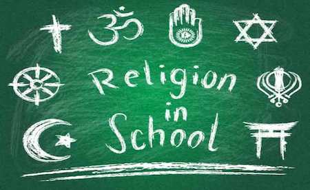 religion in school