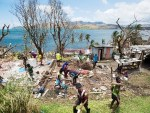 Environmental degradation seriously concerns Fiji