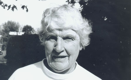 Jocelyn Franklin served the church in New Zealand for 70 years