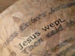 Pray Today NZ - Jesus Wept