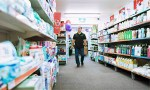 Free-of-charge social supermarket opens