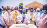 Catholic Church builds mosque for internally displaced Muslims