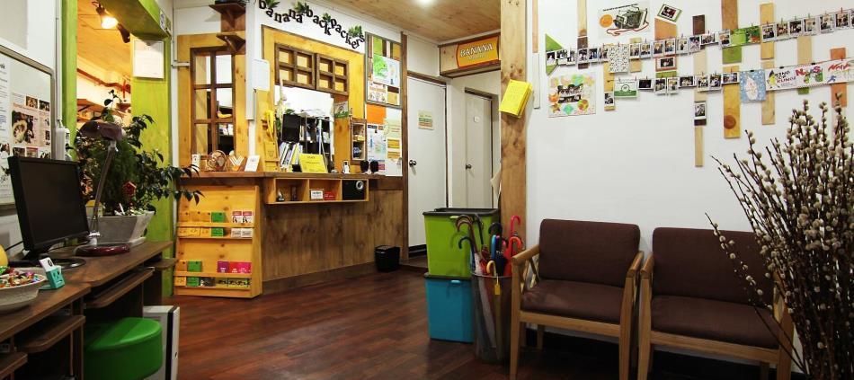 Banana Backpackers Guesthouse
