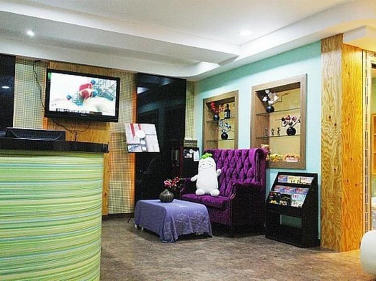 Gangnam City Hostel