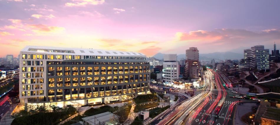 JW Marriott Dongdaemun Square Seoul