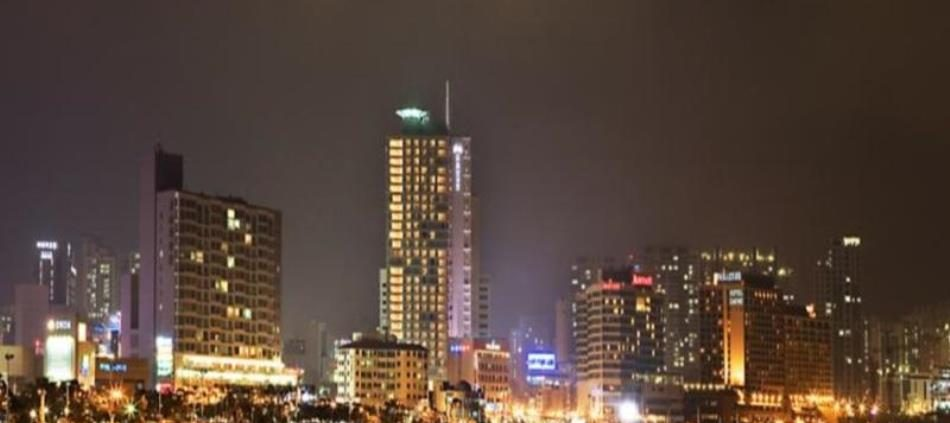 Kolon Seacloud Hotel In Busan South Korea Top Hotels In