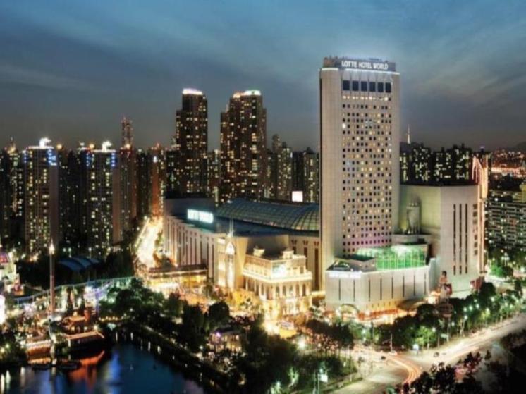 Lotte Hotel World