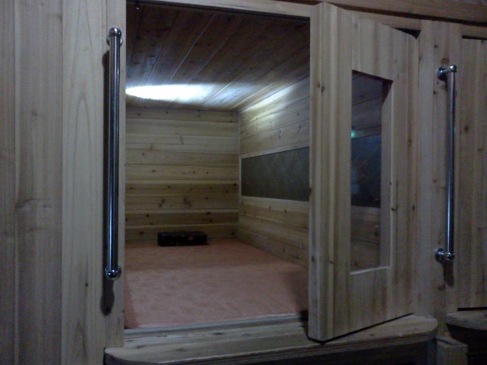 Metro Spa Cabin