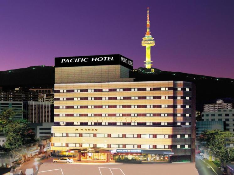 Pacific Hotel