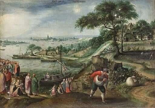 Marten van Valckenborch [Public domain], via Wikimedia Commons