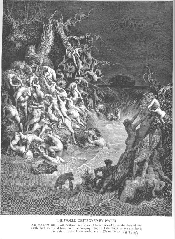 Genesis Gustave Dore Bible Illustrations