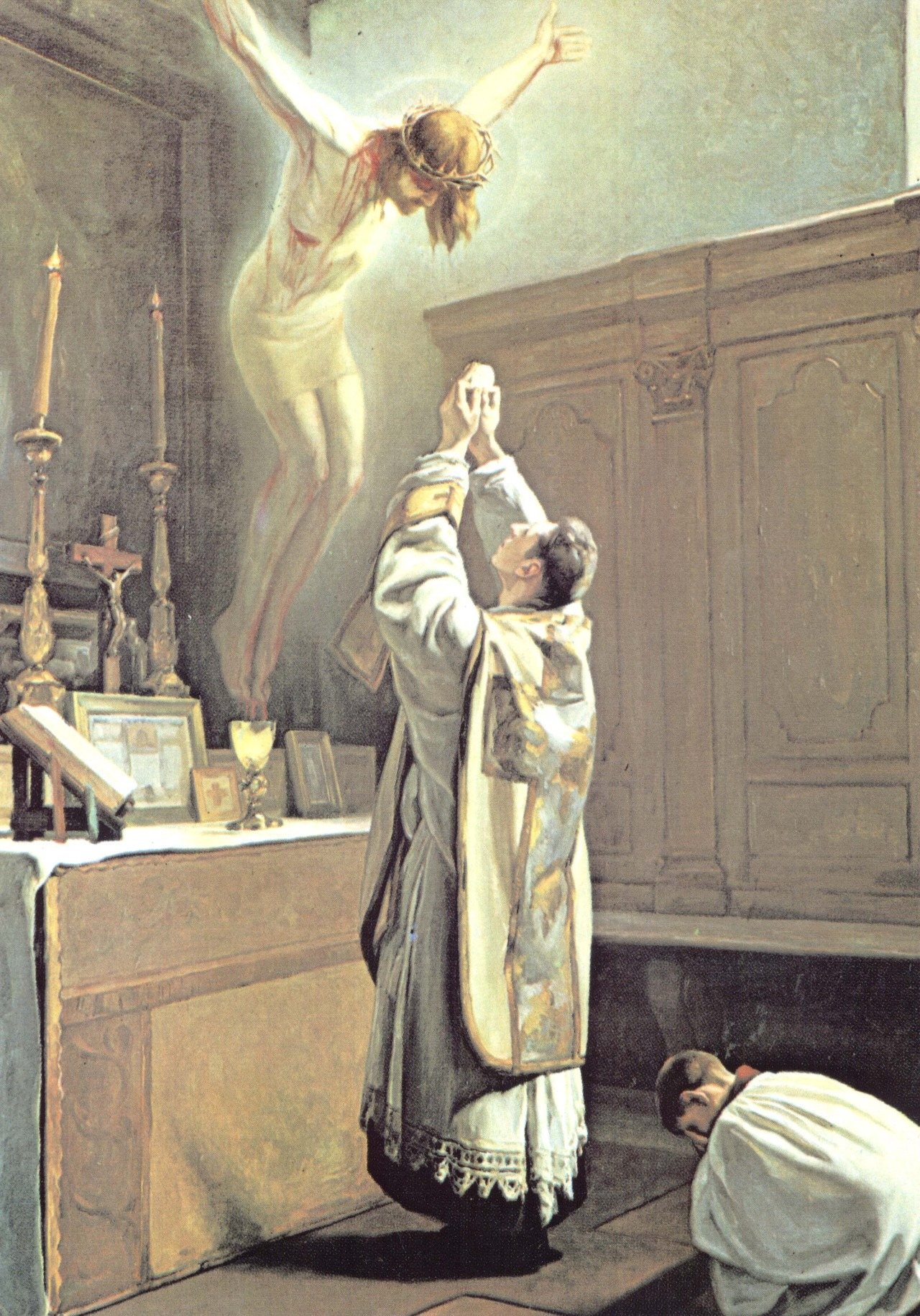 Feast Of St Vincent Amp St Anastasius Martyrs Mass